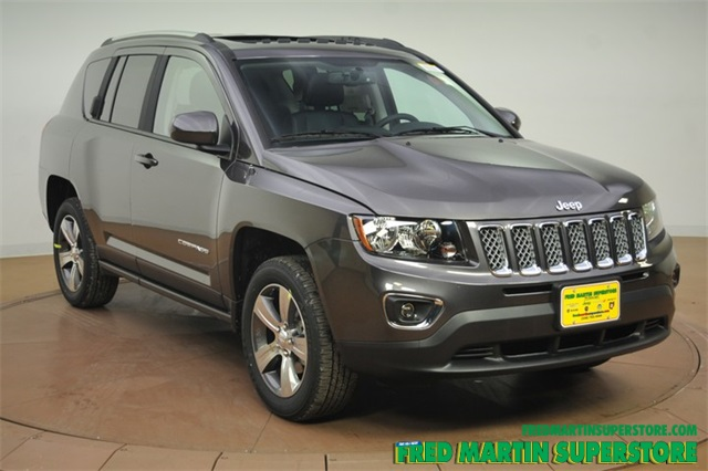 new 2016 jeep compass high altitude 4d sport utility in barberton 1c163519 fred martin superstore. Black Bedroom Furniture Sets. Home Design Ideas