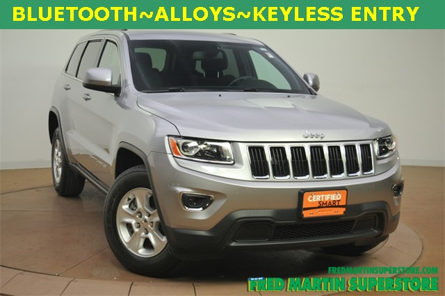certified pre owned 2014 jeep grand cherokee laredo 4d sport utility in barberton 1c162897a. Black Bedroom Furniture Sets. Home Design Ideas